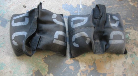 (4x) 25lbs Shot Bags / Sand Bags